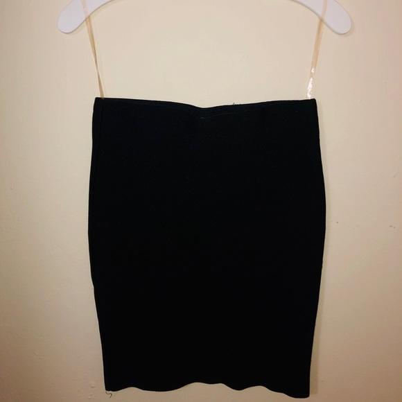 Tobi Dresses & Skirts - Black bodycon skirt from Tobi